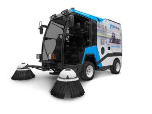 madvac compact sweeper